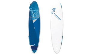 Starboard 10'8″ GO Lite Stand Up Paddle Board with Lite Tech Hardboard Construction