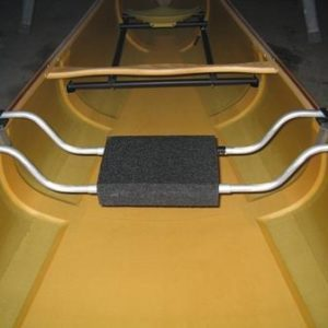Seat – Drop In Canoe Seat with Clamps