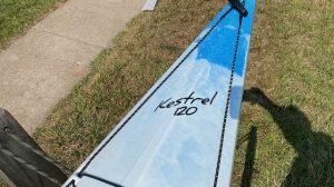 Current Designs Kestrel 120 – Rotomold – Blem
