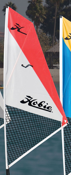 Outfitting Hobie Kayak Sail Kit