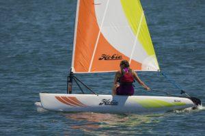 Hobie Cat Bravo Sail Boat – Martinique