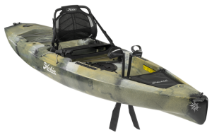 Hobie Mirage Compass – Camo Series Fishing Kayak – Powered by MirageDrive 180 & Kick-Up Fins