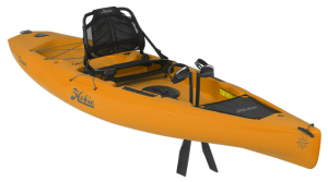 Hobie Mirage Compass – Fishing Kayak – Powered by MirageDrive 180 & Kick-Up Fins