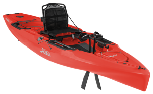 Hobie Mirage Outback – Fishing Kayak – Powered by MirageDrive 180 & Kick-Up Fins