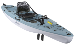 Hobie Mirage Passport 10.5 – Recreational/Fishing Kayak – New for 2021: Powered by the MirageDrive with Glide Technology & Kick-Up Fins
