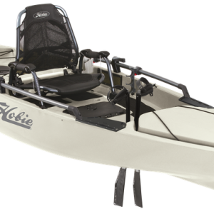 Hobie MirageDrive Pro Angler 14 Fishing Kayak with Kick-Up Fins