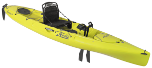 Hobie Mirage Revolution 13 – Recreational Kayak – Seagrass Green