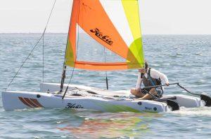 Hobie Cat Wave Sailboat – Martinique