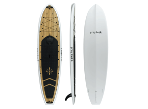 Greyduck All Day 11'2″ Hybrid Stand Up Paddle Board with Cargo Pod
