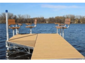 Replacement Decking for your Dock Rite Dock