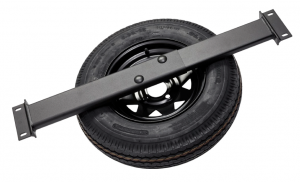 Yakima Spare Tire and Mount for EasyRider Trailer