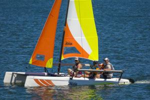 Hobie Cat Getaway Sail Boat – Martinique