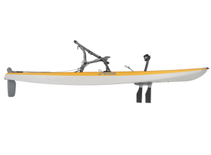 Hobie Mirage Lynx 11- Recreational/Fishing Kayak – New for 2021: Powered by the MirageDrive 180 with Kick-Up Fins
