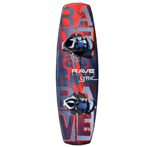 Wakeboard – Lyric Wakeboard with Advantage Boots