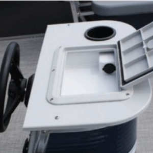 Paddle King – Pontoon Steering Console