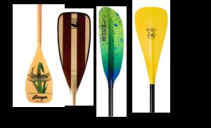 Paddles; Canoe, Kayak, Paddle Boards