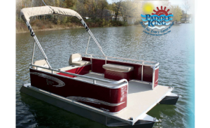 Paddle King Mini Pontoons, Pedal Boats, Swim Rafts