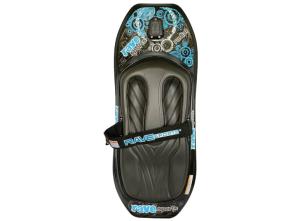 Kneeboard – Radial Kneeboard – Black/Aqua