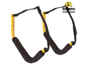 Suspenz EZ Rack – Standard Grade Safety Yellow or Marine Grade Black