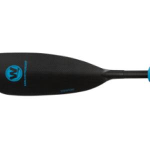 Kayak Paddle – Tarpon Carbon – Straight Shaft –  Standard Fit – Low Angle – 220-240 Adjustable