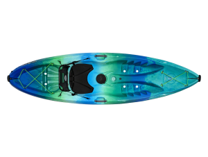 Perception Tribe 9.5 – Recreational Sit-On-Top Kayak