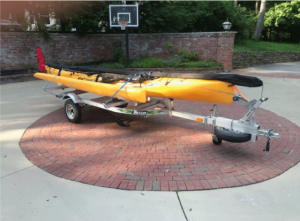 Trailer – Triton LXT-LK Trailer for Hobie Kayaks
