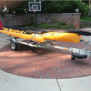 Trailer – Triton LXT-LK Trailer for Hobie Kayaks