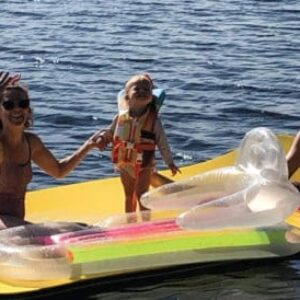 Paradise Pad – Foam Water Pads and Inflatables